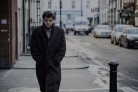 Programme Name: Strike - The Cuckoo's Calling - TX: 15/11/2016 - Episode: n/a (No. n/a) - Picture Shows:  Cormoran Strike (TOM BURKE) - (C) Bronte Films - Photographer: Steffan Hill